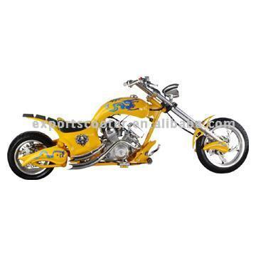 Mini Chopper (V-Twin Cylinder) (Мини Chopper (V-Twin цилиндров))