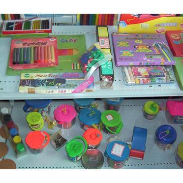 Color Play Dough