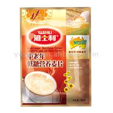 Low-Sugar Cornmeal Flake (С низким содержанием сахара кукурузная мука Flake)