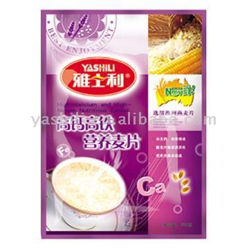 Hi-Iron & Hi-Calcium Cereal (Привет-Iron & Привет-кальций Зерновые)