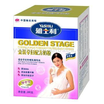 Formula Milk Powder for Pregnant Women (Formule de lait en poudre pour les femmes enceintes)