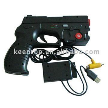 PS2/PSone Wireless 100Hz Light Gun