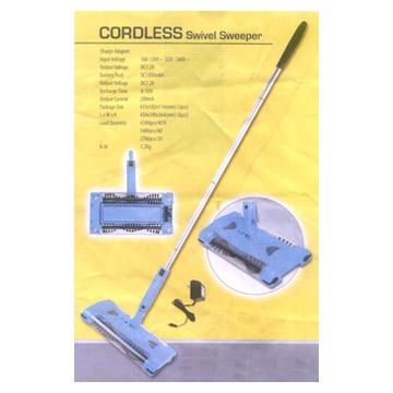 Cordless Swivel Cleaner (Аккумуляторный Поворотные Cleaner)