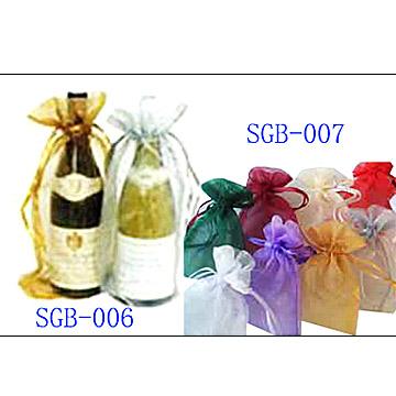 Organza Gift Bags (Органза Подарочные пакеты)