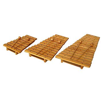 Wooden Xylophones (Деревянный ксилофоны)