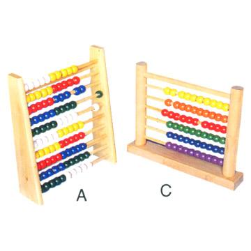 Wooden Abacuses (Деревянные счеты)