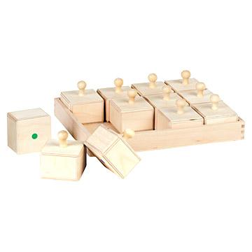 Wooden Sound Box (Деревянный звука поле)