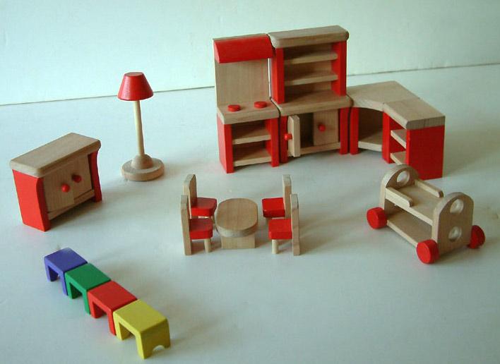 Doll House Furniture (Кукольный дом мебели)
