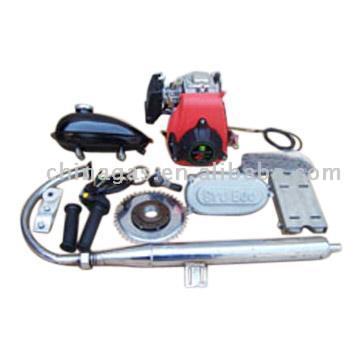 4 Cycle 49cc Bike Engine Kit