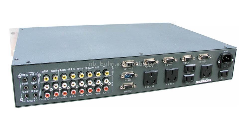 AV Control System