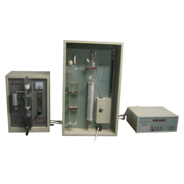 High Speed Carbon-Sulfur Analyser