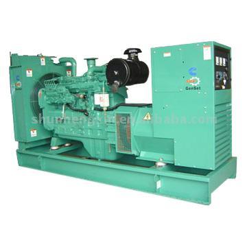 Diesel Generator Set 100KVA (80KW) (Diesel Generator Set 100 KVA (80kW))