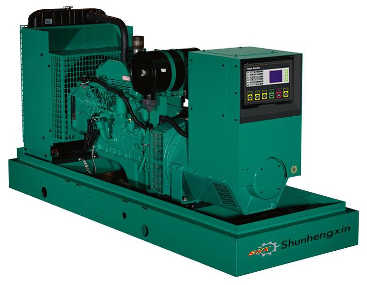 SHX - CUMMINS C Series Diesel Generator Set (SHX - CUMMINS der C-Serie Diesel Generator Set)