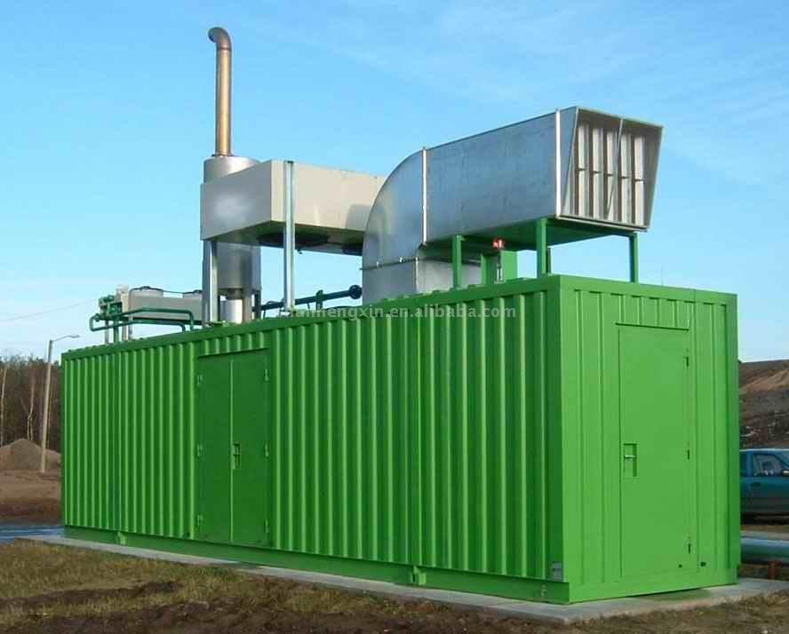 SHX - CUMMINS K Series Diesel Generator Set (SHX - CUMMINS K-Serie Diesel Generator Set)