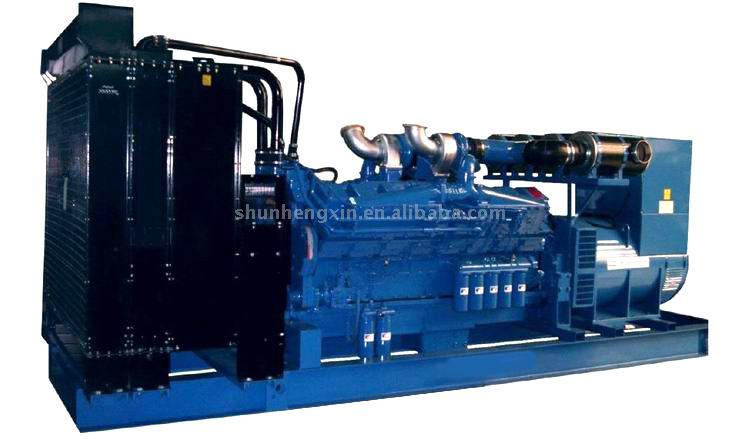 SHX - IVECO Diesel Generator Set (SHX - IVECO Diesel Generator Set)