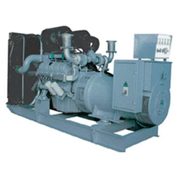 SHX - DAEWOO Diesel Generator Set (SHX - DAEWOO Diesel Generator Set)