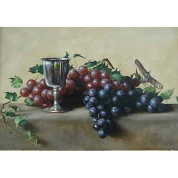 Oil Paintings (Картины, выполненные маслом)