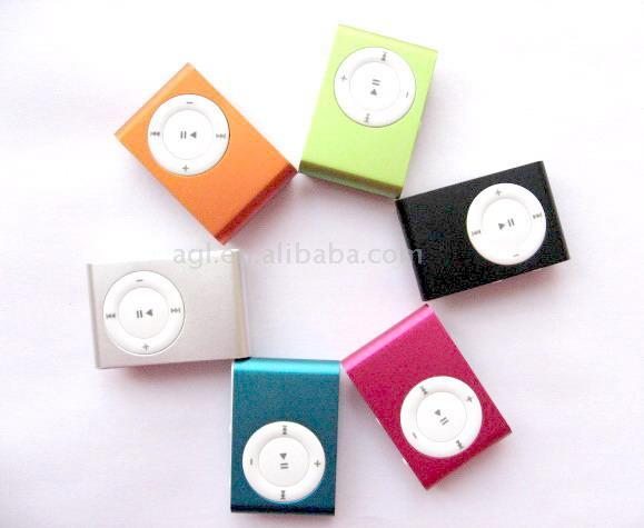 New Modish MP3 Player (Новый модный MP3-плеер)