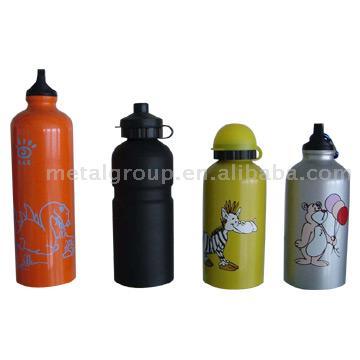 Aluminum Sport Bottles (Алюминиевые бутылки Спорт)