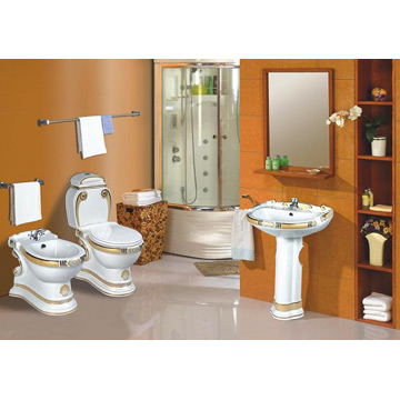 Toilet Set (Туалетный прибор)