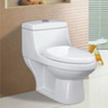 Washdown One-Piece Toilet (WASHDOWN One-Piece Туалет)