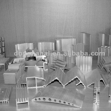 Aluminum Extrusion (Aluminum Extrusion)