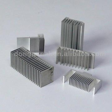 Aluminum Extrusion (Heat Sink) (Aluminum Extrusion (Heat Sink))