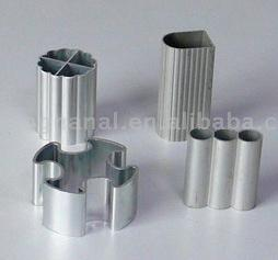 Aluminium Profiles For Furnishings (Profils en aluminium pour l`ameublement)
