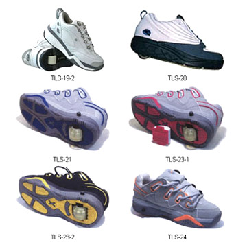 Roller Skate Shoes (                      ). Zoom in