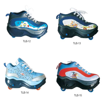 Roller Skate Shoes (Baby Shoes)