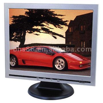 """17"""" 01 TFT LCD TV / Monitor"""