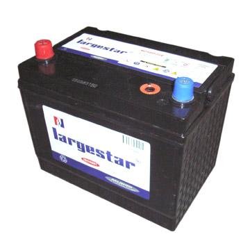 MF Car Battery (N50 MF)