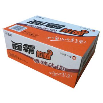 Corrugated Carton Box (Гофрированной картонной коробке)