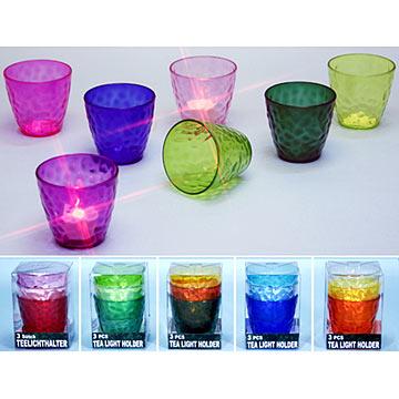 Acrylic Pots