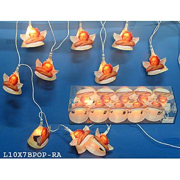 Pop-Up Light Chain