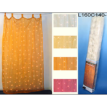 Organdy Light Curtain