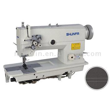 Double-Needle Lockstitch Sewing Machine ( Double-Needle Lockstitch Sewing Machine)