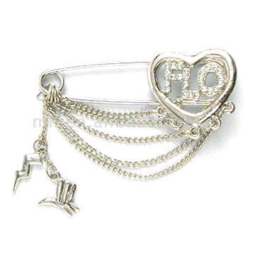 Fashion Safety Pin (Моды безопасности Pin)