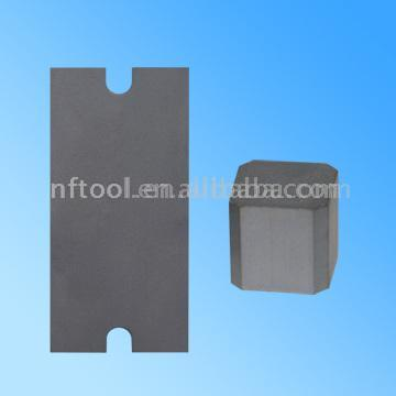 Cemented Carbide Plates (Hartmetall-Platten)