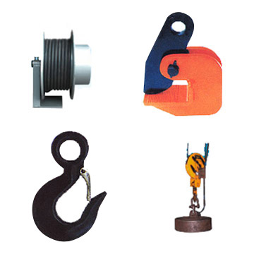 Lifting Devices and Cable Reels