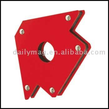 Magnetic Weld Holder, Triangle Fixer Magnet