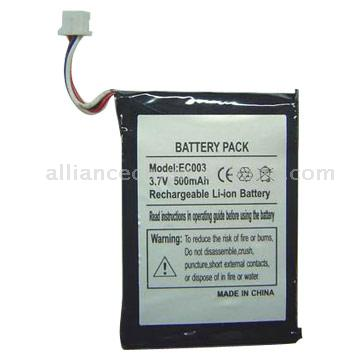 PDA Battery for iPod (Compatible with iPod Mini Series) (Akku für iPod (kompatibel mit iPod Mini Series))