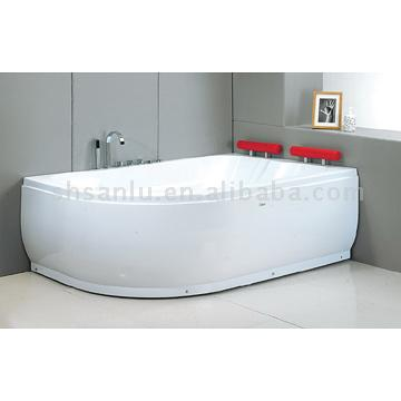 Elaborated Bathtub
