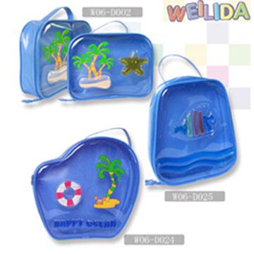 Liquid-Filled PVC Bag (Заполненной жидкостью, ПВХ сумка)