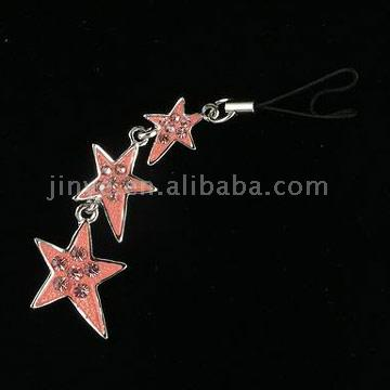 Mobile Phone Charms(Jewelry Fish)