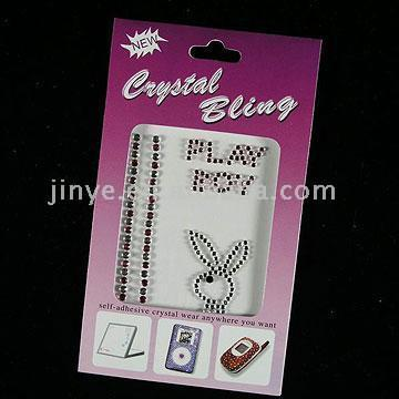 Crystal Sticker (Crystal Sticker)