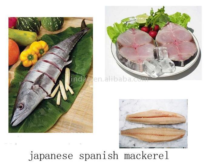 Spanish Mackerel (Испанской макрели)