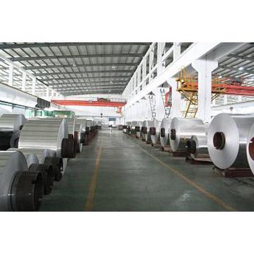 Panting and Coating of Aluminum Foil