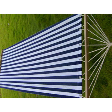 Deluxe Hammock in Cotton Canvas