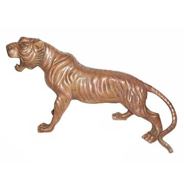 Bronze Tiger (Ming Dynasty)